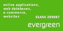 Evergreen - Bristol Website Design