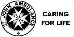 ST JOHN AMBULANCE - CARING FOR LIFE