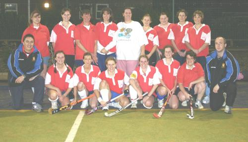 Wotton-under-Edge Ladies Hockey Team