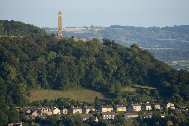 Tyndale Monument and North Nibley  16th August 2018 ... (Karen Bailey)
